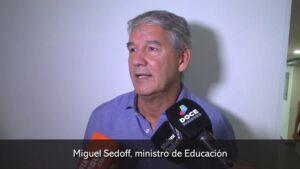 Con una inversión de 700 millones de pesos, el Gobierno pone a punto unas 800 escuelas para el inicio del ciclo lectivo 2021 en Misiones