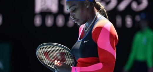 Serena Williams quedó eliminada del Australian Open y dejó un mensaje enigmático