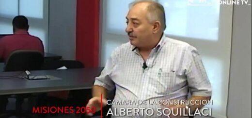Régimen de Incentivo a la Construcción: Alberto Squillaci  destacó el efecto dinamizador del sector en la economía