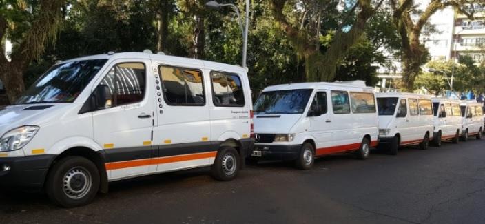 Transportistas escolares de Misiones aseguran que «están preparados» para la vuelta a las clases presenciales