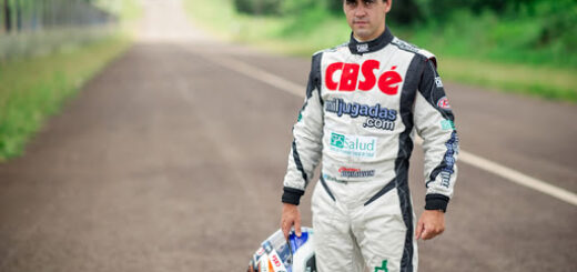 """""""Me encantaría que el Turismo Carretera llegue a Misiones"""", se ilusionó Carlos Okulovich, piloto misionero"""