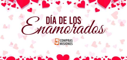 ¿Ya pensaste que vas a regalar este Día de San Valentín? ComprasMisiones.com.ar te brinda 7 propuestas especiales