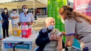 Abrió la inscripción para la vacunación a mayores de 80 años contra el Covid-19 en la Provincia de Buenos Aires y colapsó el sistema