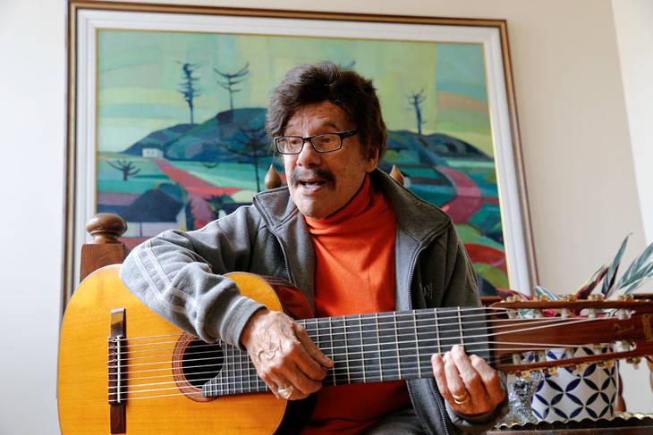 El día de su cumpleaños 94, Ramón Ayala presentará un nuevo disco