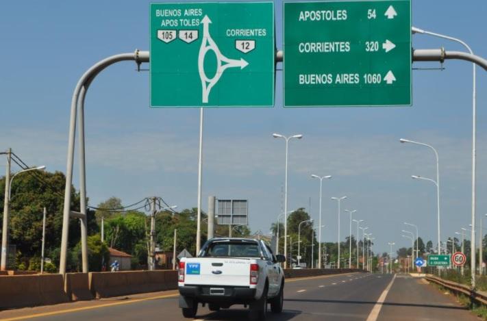 Vialidad Nacional, autovía.