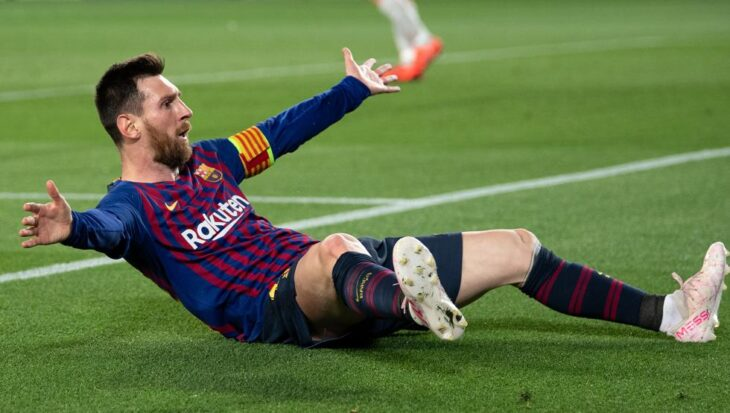La Liga: Messi marcó dos golazos y el Barcelona derrotó al Huesca
