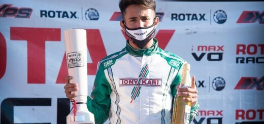 Karting: el posadeño Grimaldi ganó de punta a punta la segunda fecha de la RMC Gran National