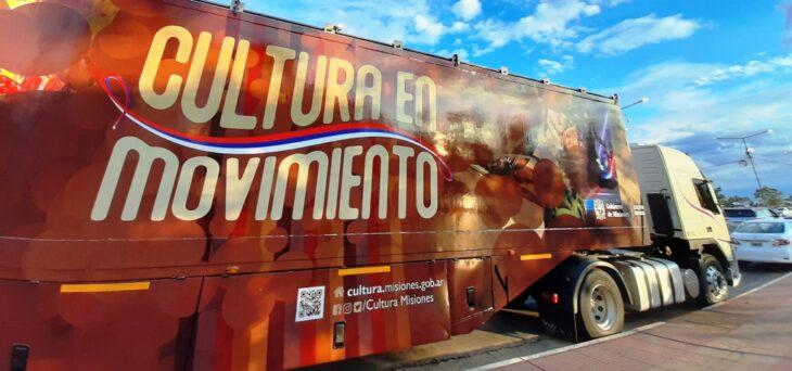 Cultura en Movimiento llega a Jardín América