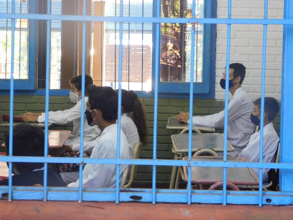 Inicio de clases en Misiones | Así se vivió el retorno a las aulas en Jardín América