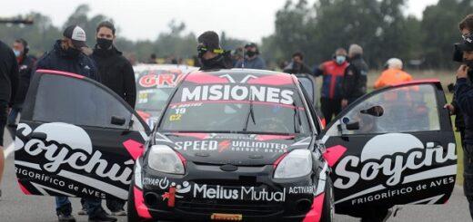 Automovilismo: Bautista Bustos terminó noveno en el Turismo Pista de Olavarría
