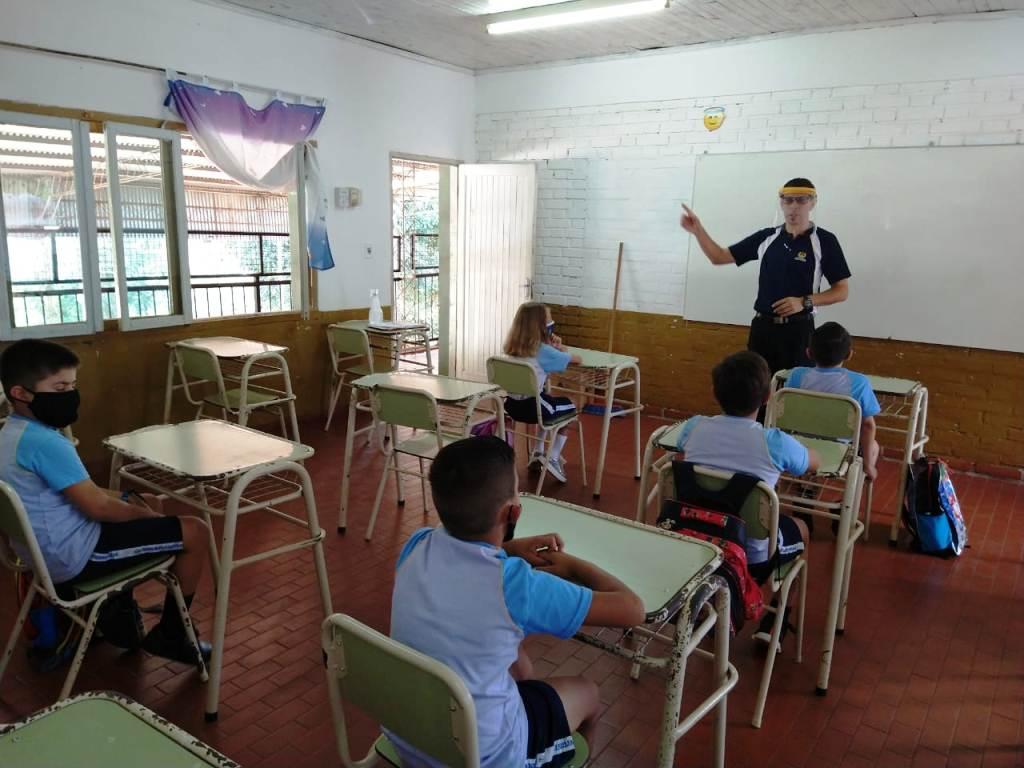 Vuelta a clases en Misiones