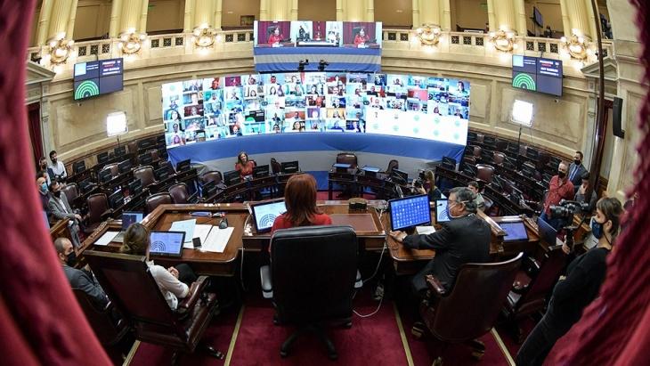 Recibe dictamen favorable en Senado el proyecto que reformula el impuesto a las Ganancias