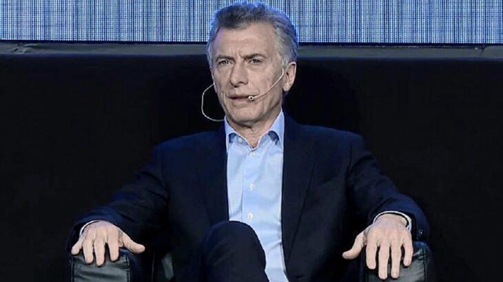"""Macri cargó contra el kirchnerismo en la presentación de su libro """"Primer Tiempo"""""""
