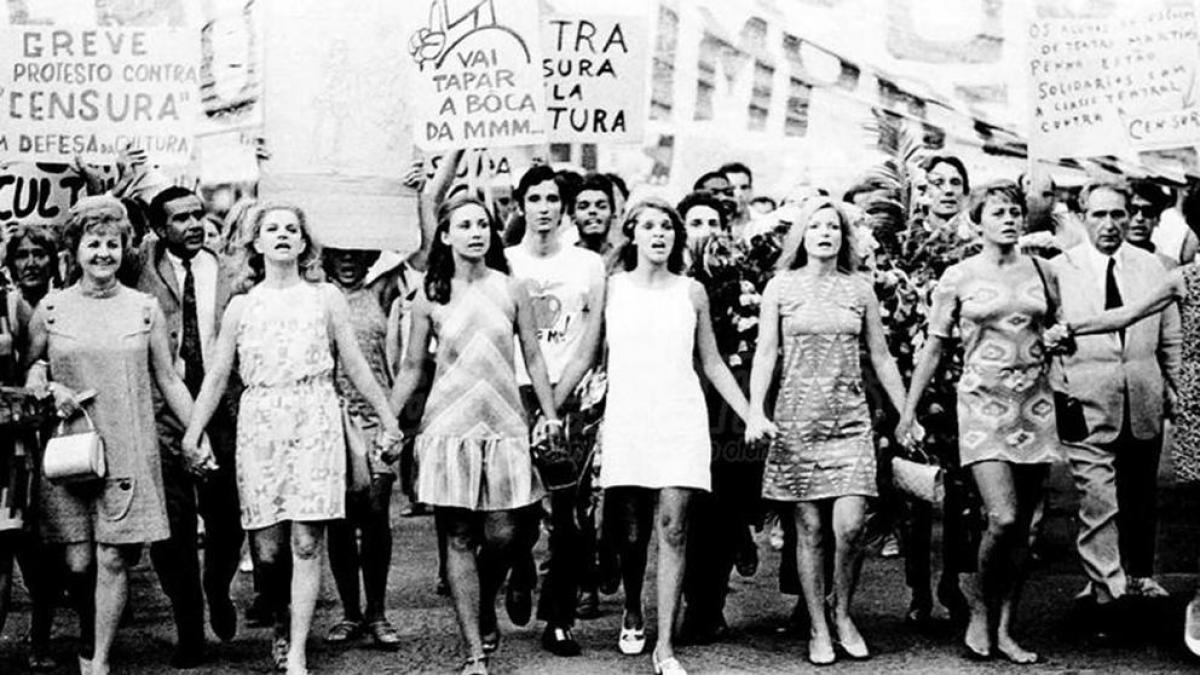 Dia de la mujer lucha
