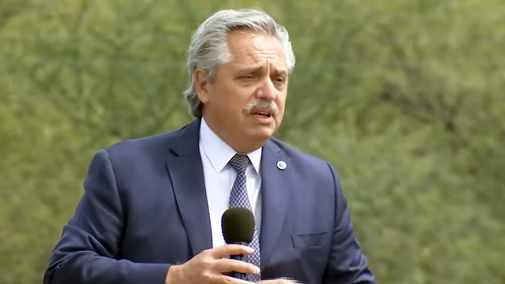 Alberto Fernández frente a los gobernadores del Norte Grande