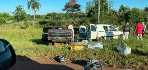 Nuevo accidente fatal en Misiones este martes: un hombre murió tras un choque entre dos vehículos