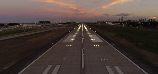 Desde este lunes vuelve a operar el Aeroparque Jorge Newbery: más de 80 vuelos se programaron para las primeras tres jornadas