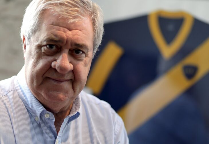Boca: el presidente Jorge Amor Ameal dio positivo en coronavirus