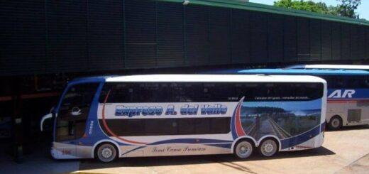 """Por la """"crítica situación financiera"""", empresas de transporte interurbano piden un 50% de actualización de tarifas en Misiones"""