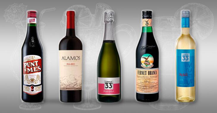 Compras de Semana Santa: las 5 bebidas que no pueden faltar en tu mesa
