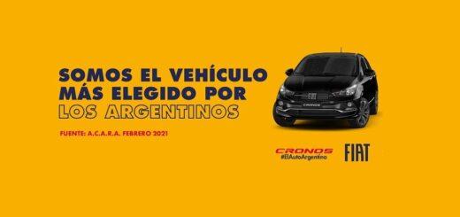Fiat Cronos: precios, versiones y todo lo que tenés que saber del auto líder en ventas del 2021 y hecho en Argentina