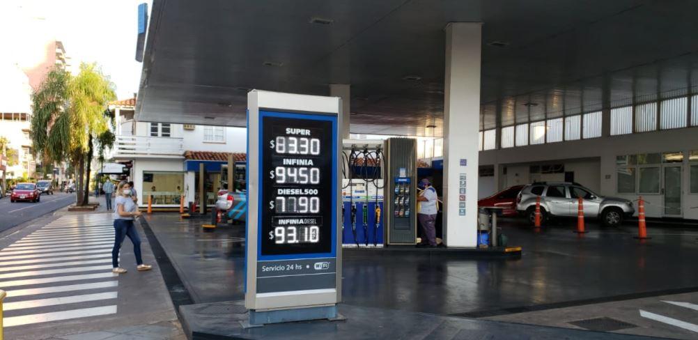 Nuevo aumento de la nafta: así quedaron los precios en Posadas