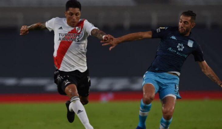 River y Racing igualaron en el Monumental sin goles por la Copa de la Liga Profesional