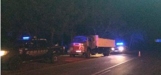 Continúa el contrabando de soja en Misiones: interceptan en Alba Posse otro camión que llevaba una carga ilegal