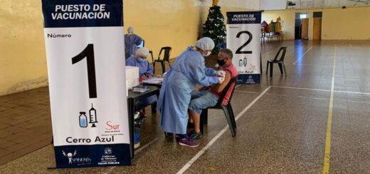 Vacunación en Misiones | Hackeo al sistema de turnos saturó vacunatorio en Posadas pero la situación se normalizó y la inmunización avanza en los 77 municipios