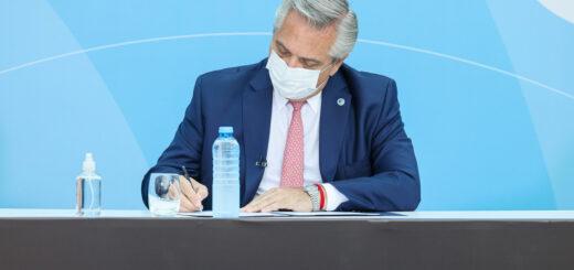 Alberto Fernández anunció medidas para profundizar el desarrollo de la industria automotriz