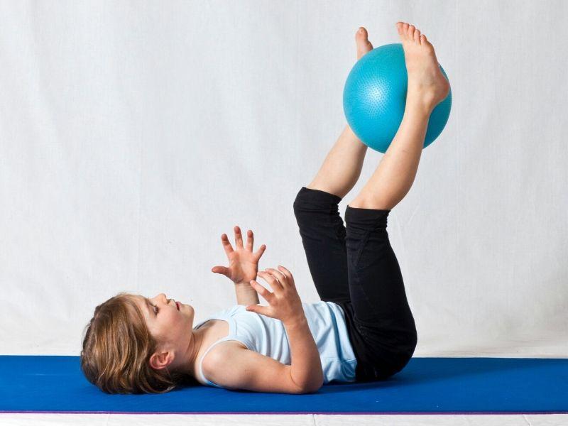 ejercicio niños