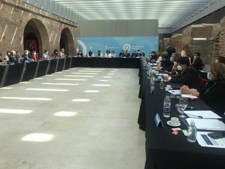 """Coronavirus: arrancó la reunión del COFESA, """"centrado en estrategias de preparación para cuidar la salud de los argentinos"""""""