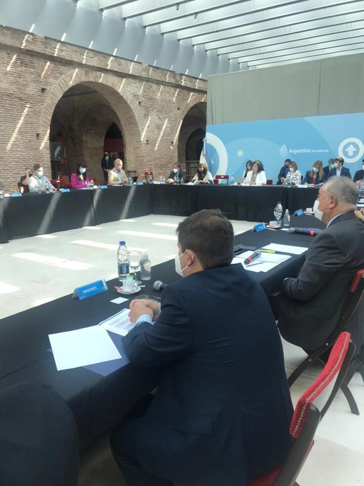 Los 25 ministros y ministras de Salud del país participan del COFEMA