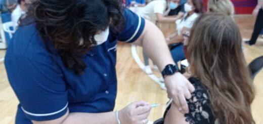 vacunacion en misiones