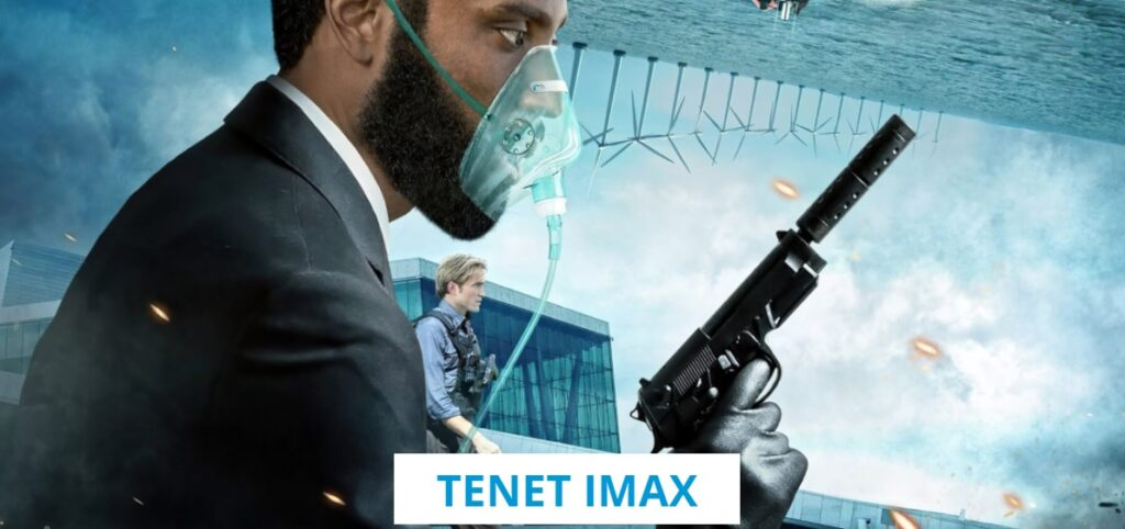IMAX, reapertura.