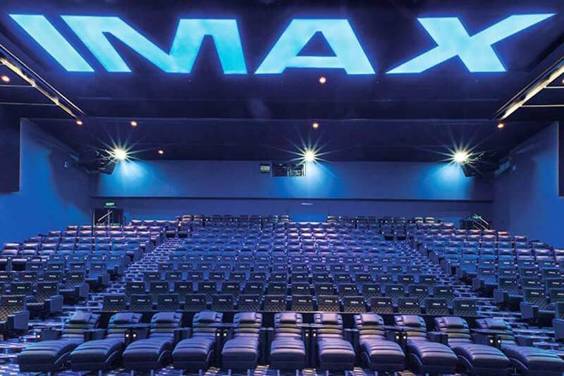 IMAX、再開。
