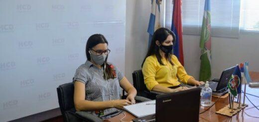Parlamento Provincial de la Mujer: 30 y 31 de marzo, capacitación virtual para las montecarlenses