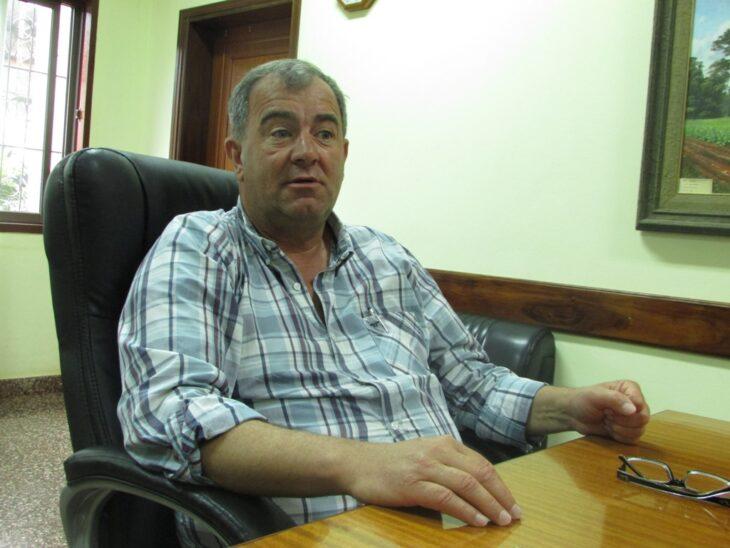 """""""No estamos lejos del acuerdo por el precio de tabaco"""", aseguró el presidente de la Cooperativa Agroindustrial de Alem"""