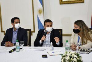 El gobierno de Misiones habilitó una herramienta para agilizar las inscripciones de nacimiento y Herrera Ahuad anunció el pase a planta permanente, de agentes del Registro de las Personas