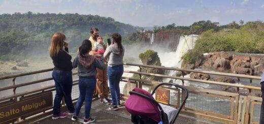 Puerto Iguazú se prepara para la actividad turística de Semana Santa