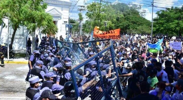 La oposición le pidió a Alberto Fernández que intervenga Formosa