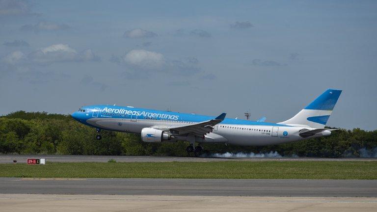 coronavirus en Argentina: suspenden los vuelos desde 3 países