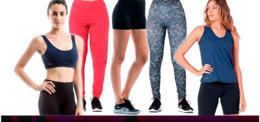 Para ellas: 5 prendas de ropa deportiva que no pueden faltar en tu guardarropas