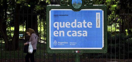 Coronavirus en Argentina: se cumple un año del primer anuncio de la cuarentena