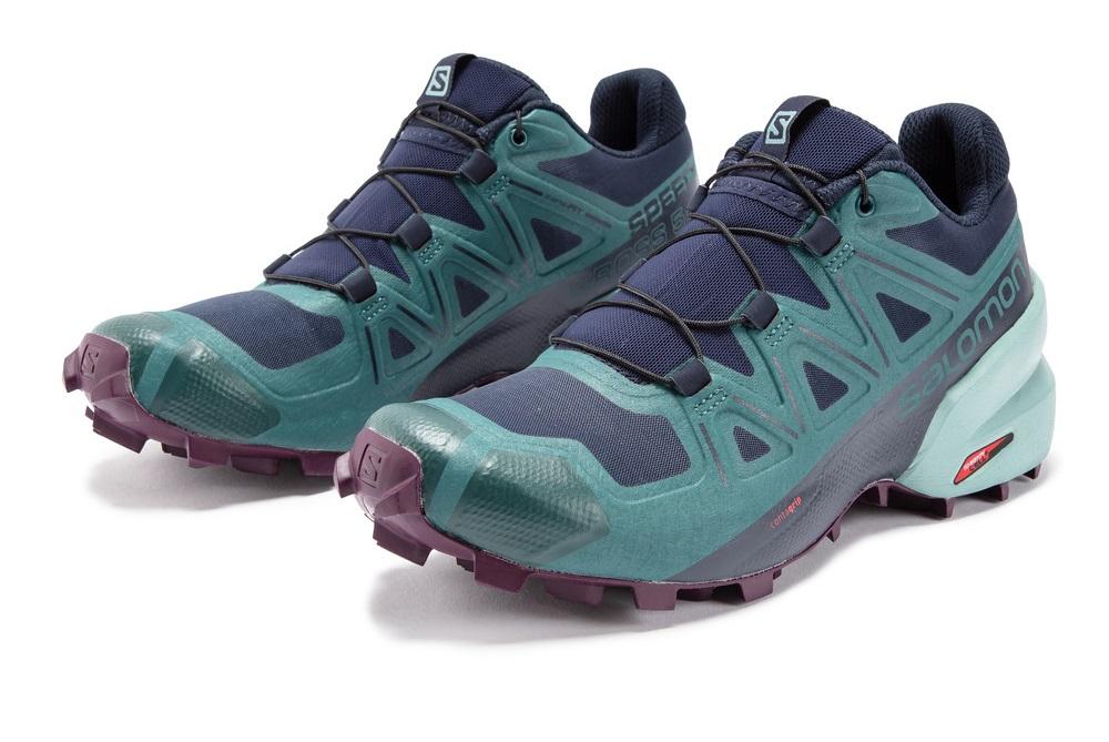 Speedcross 5 de Salomon: la zapatilla de trail running más vendida del planeta disponible en Compras Misiones