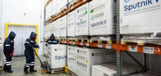 El Ministerio de Salud de la Nación comenzó una nueva distribución de 399.000 dosis de Sputnik V en todo el país