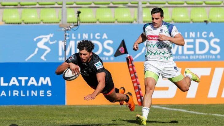 Con una destacada actuación del posadeño Martín Bogado, Olimpia Lions venció a Cobras Brasil XV