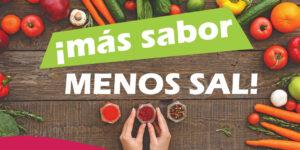 """Semana de sensibilización sobre el consumo de sal: ¿cómo reducir la ingesta de sal """"escondida"""" en los alimentos?"""