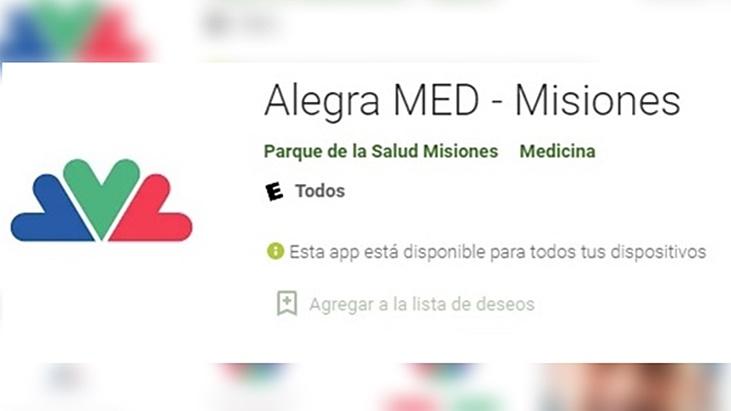 Vacunación en Misiones: ya funciona el sistema de turnos desde la app Alegra MED para adultos mayores de 60 años