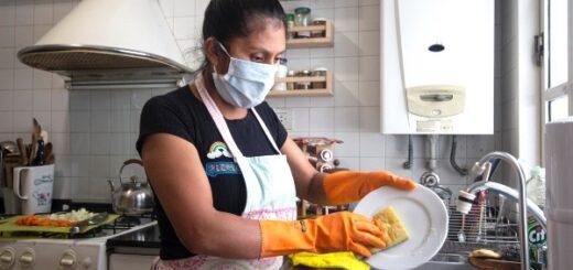 """Bajo el lema """"es trabajo, no es ayuda"""" desde OIT lanzarán una campaña para visibilizar los derechos de las trabajadoras domésticas"""